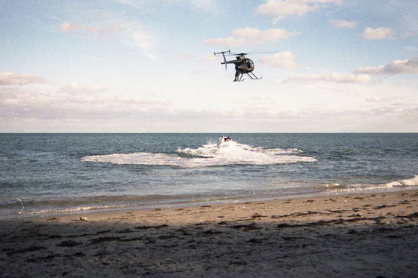 1991-The-100-Lives-of-Black-Jack-Savage-3-helicopter-over-beach